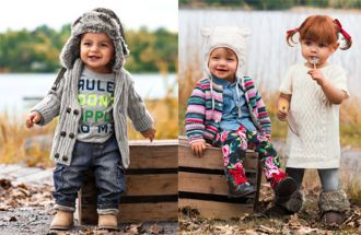 Нужна ли дизайнерская обувь ребенку?