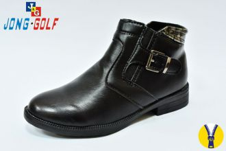 Boots for boys Jong•Golf: C6336, sizes 32-37 (C)