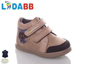 Boots for girls LadaBB: M35, sizes 20-25 (M)