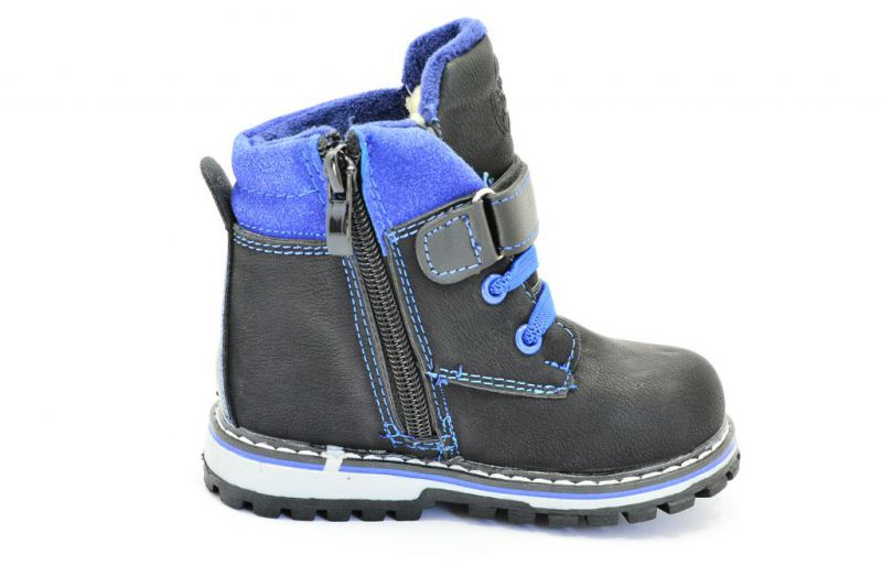 Boots for boys Jong•Golf: A2578, sizes 22-27 (A)