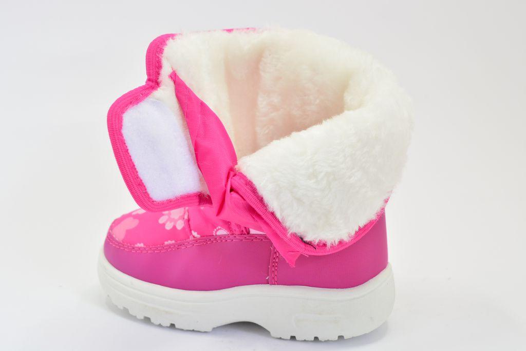 Термо обувь для мальчиков и девочек VESNOE  B9775 b5ff84206e921