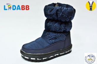 Дутики для девочек LadaBB: B3318, размеры 26-31 (B)