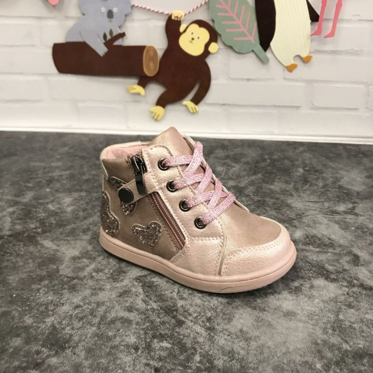 Boots for girls LadaBB: M33, sizes 20-25 (M)