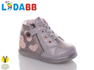 Boots for girls: M33, sizes 20-25 (M) | LadaBB