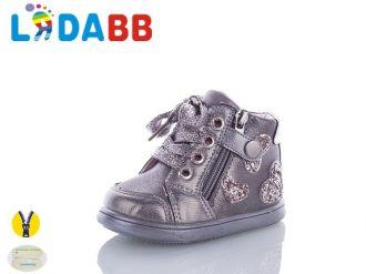 Ботинки для девочек LadaBB: M33, размеры 20-25 (M)