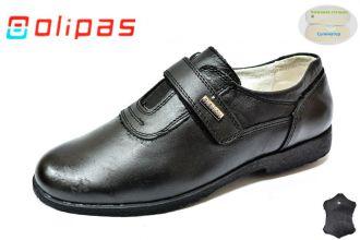 Туфлі для хлопчиків Olipas: 195, розміри 32-37 (C)