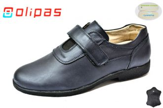 Shoes for boys Olipas: A95, sizes 32-37 (C)