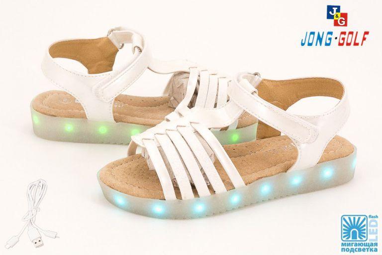 Сандалі для дівчаток Jong•Golf: C9666, розміри 29-34 (B)