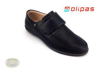 Туфлі для хлопчиків: 17002, розміри 30-36 (C) | Olipas