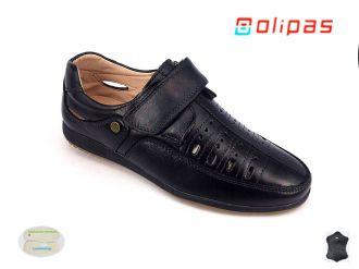 Туфлі для хлопчиків Olipas: 019-1, розміри 31-36 (C)