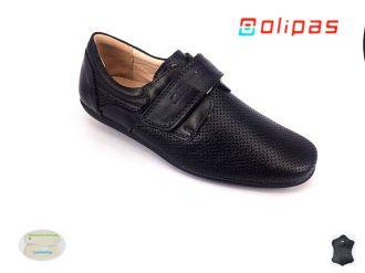 Туфли для мальчиков Olipas: 028-2, размеры 31-36 (C)
