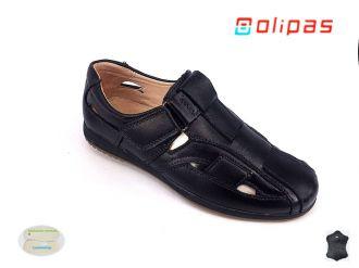 Туфлі для хлопчиків Olipas: 075, розміри 31-36 (C)