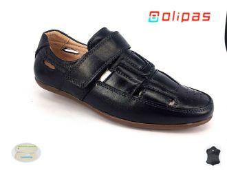 Туфли для мальчиков: 076, размеры 31-36 (C) | Olipas
