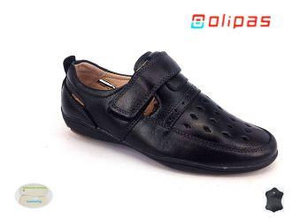 Туфли для мальчиков Olipas: 076-1, размеры 31-36 (C)