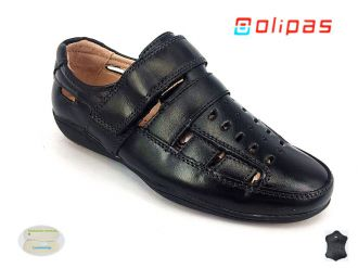 Shoes for boys Olipas: 077, sizes 31-36 (C)