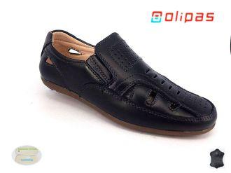Shoes for boys Olipas: 078, sizes 31-36 (C)