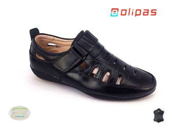 Shoes for boys Olipas: 079-1, sizes 31-36 (C)