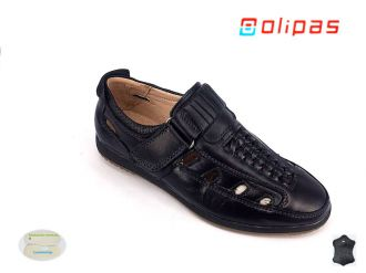 Shoes for boys Olipas: 080, sizes 31-36 (C)