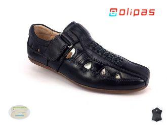 Shoes for boys Olipas: 081, sizes 31-36 (C)