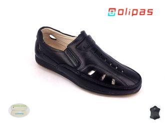 Shoes for boys Olipas: 088, sizes 31-36 (C)
