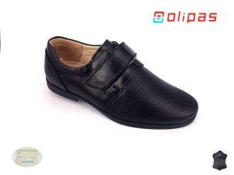Туфли для мальчиков Olipas: 161-2, размеры 31-36 (C)