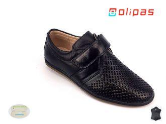 Shoes for boys Olipas: 183-1, sizes 31-36 (C)