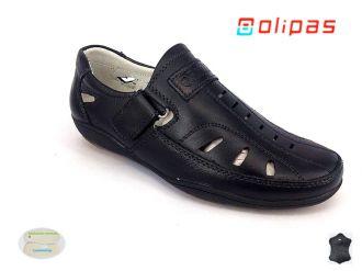 Shoes for boys Olipas: 185, sizes 31-36 (C)