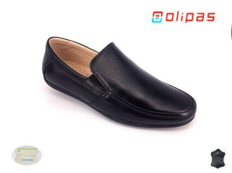 Shoes for boys Olipas: 17003-1, sizes 31-36 (C)