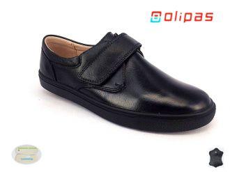 Shoes for boys Olipas: 17016-1, sizes 31-36 (C)