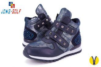 Ботинки для девочек: C8138, размеры 32-37 (C) | Jong•Golf