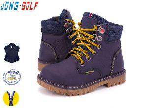 Boots for boys Jong•Golf: B9557, sizes 27-32 (B)