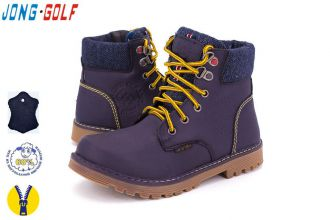 Boots for boys Jong•Golf: C9558, sizes 32-37 (C)