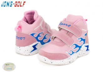 Sneakers for boys & girls Jong•Golf: B2387, sizes 26-31 (B)