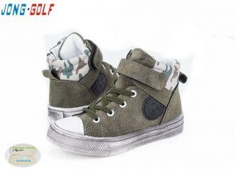 Boots for boys Jong•Golf: BL603, sizes 26-31 (B)