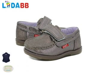 Moccasins LadaBB: M20, sizes 19-23 (M) | Color -22
