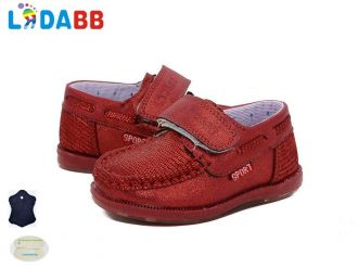 Moccasins LadaBB: M20, sizes 19-23 (M) | Color -13