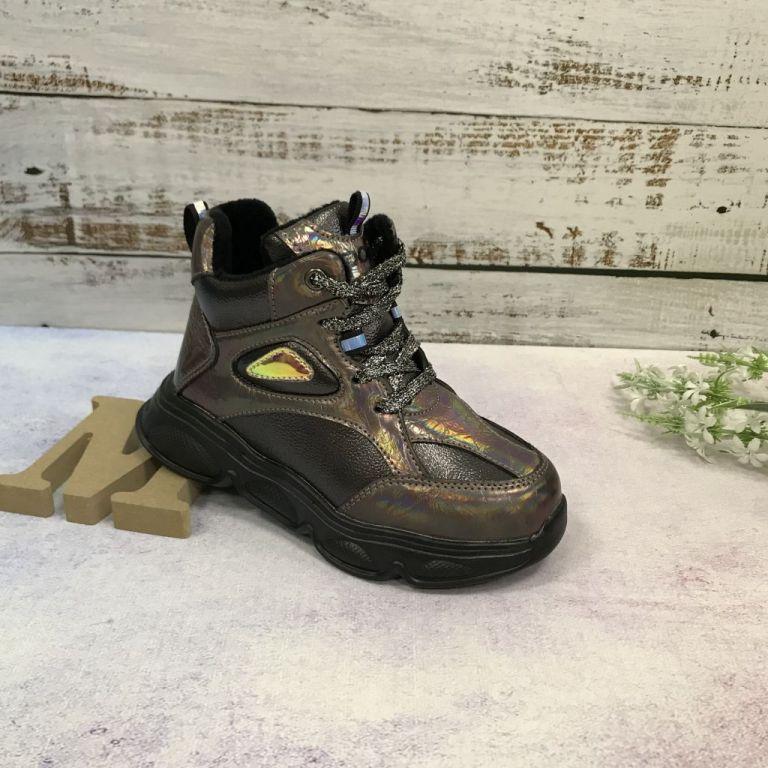 Ботинки для девочек: B2936, размеры 28-33 (B) | Jong•Golf