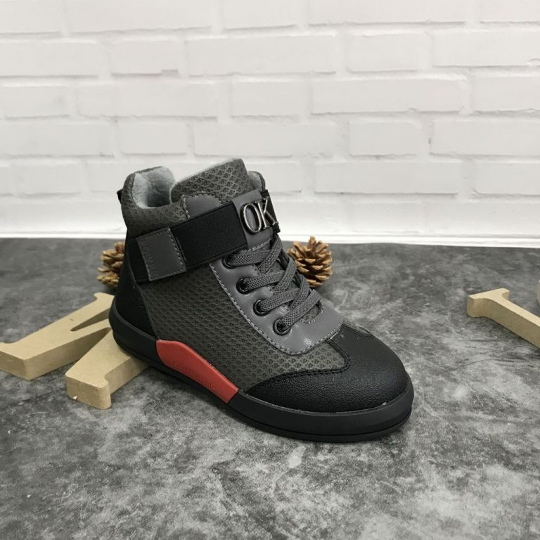 Boots for boys Jong•Golf: C803, sizes 31-36 (C)