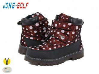 Boots for girls Jong•Golf: B663, sizes 27-32 (B)