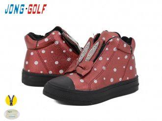 Ботинки для девочек: B676, размеры 26-31 (B) | Jong•Golf