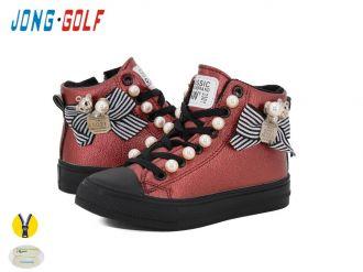 Ботинки для девочек: B675, размеры 26-31 (B) | Jong•Golf