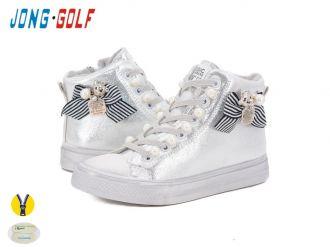 Boots for girls: C677, sizes 32-37 (C) | Jong•Golf