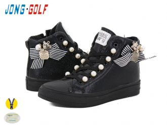 Boots for girls Jong•Golf: C677, sizes 32-37 (C)