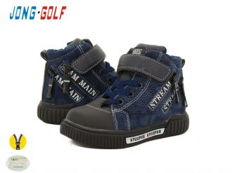Boots for boys Jong•Golf: B666, sizes 26-31 (B)