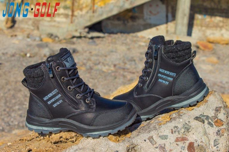 Boots for boys Jong•Golf: C701, sizes 32-37 (C)