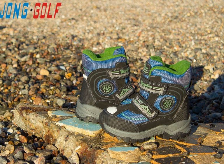 Thermo shoes for boys: B1327, sizes 27-32 (B)   Jong•Golf