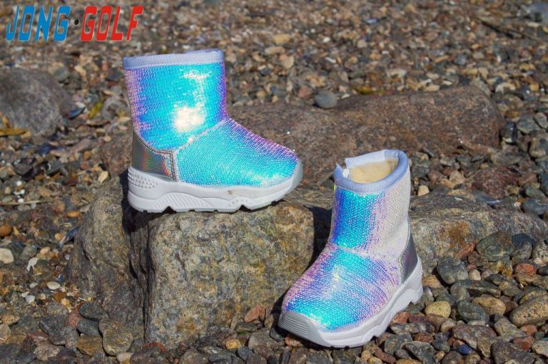 Uggs for girls Jong•Golf: A5156, sizes 22-27 (A)