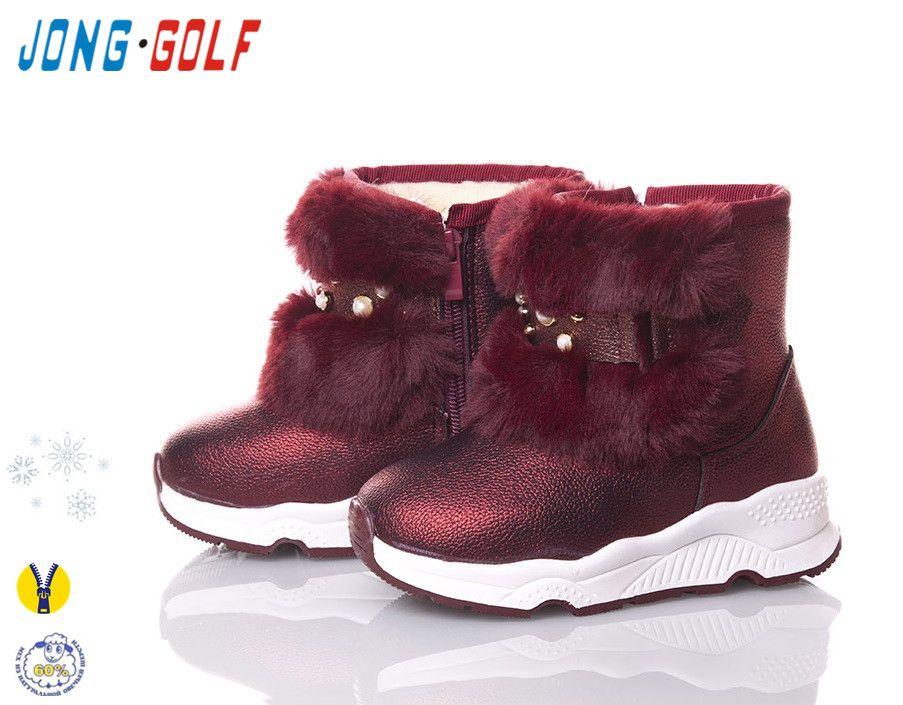 1e81f30306af52 Уггі Jong•Golf: B5162, Розміри 27-32 (B) | Колір. Новинка. Уггі B5162-13 |  Jong•Golf. Зимове взуття ...
