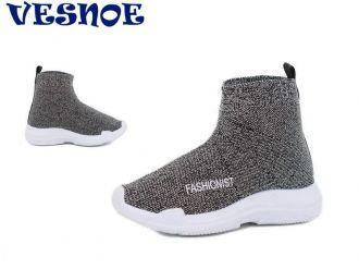 Кросівки для дівчаток: B90400, розміри 25-30 (B) | VESNOE | Колір -0