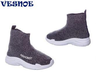 Кросівки для дівчаток: B90400, розміри 25-30 (B) | VESNOE | Колір -1